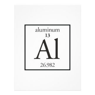 Aluminum Flyer