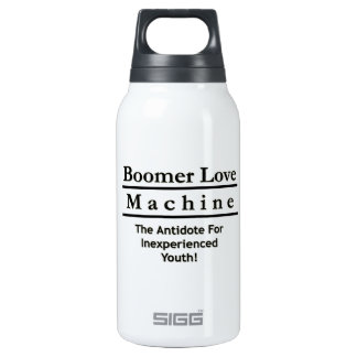 Aluminum for Baby Boomer Men SIGG Thermo 0.3L Insulated Bottle