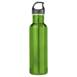Aluminum to customize & create fun water bottle