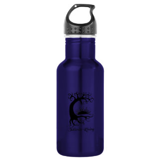 Aluminum with Taliesin Rising Logo Stainless Steel Water Bottle