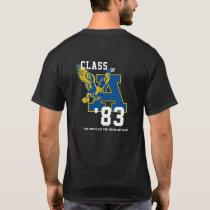 Alumni '83 #10 T-Shirt