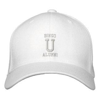 ALUMNI BINGO UNIVERSITY flexfit wool cap