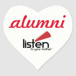Alumni Sticker