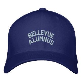 Alumno de Bellevue: Casquillo de Flexfit (oscuro) Gorros Bordados