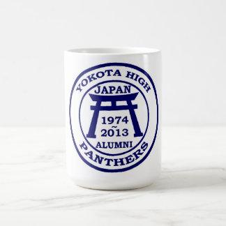 Alumnos 1974-2013 de Japón de la High School Taza De Café