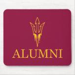 Alumnos de la universidad de estado de Arizona Alfombrillas De Ratones