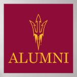Alumnos de la universidad de estado de Arizona Póster