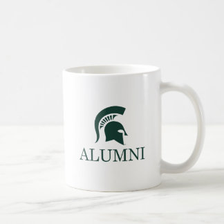 Alumnos de la universidad de estado de Michigan Taza De Café