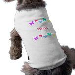 'Aluna Camisetas Mascota