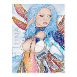 "A'Luna ""Fae Maiden"" Postcard"