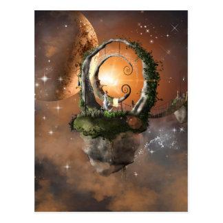 Alunice en el universo postal