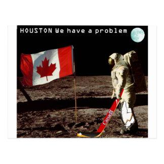 Alunizaje canadiense tarjetas postales