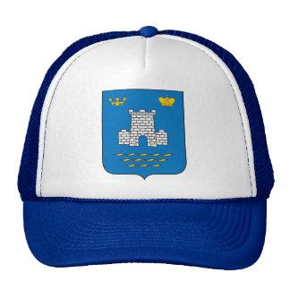 Alushta City COA, Crimea, Ukraine Trucker Hat