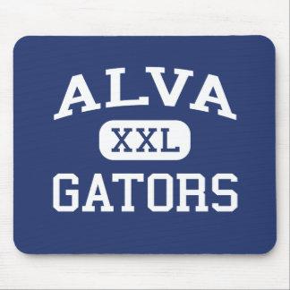 Alva Gators Alva Middle School Alva Florida Mouse Pad
