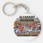 ALVARADO REUNION, COLORADO 2006 KEY CHAINS