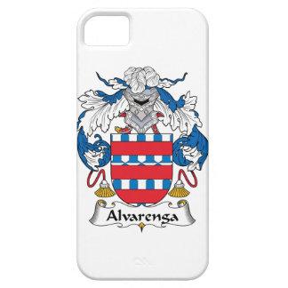 Alvarenga Family Crest iPhone 5 Cover