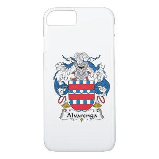 Alvarenga Family Crest iPhone 8/7 Case