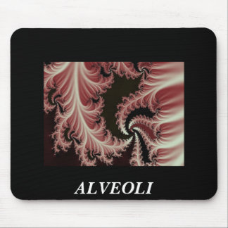 Alveoli Mouse Pads