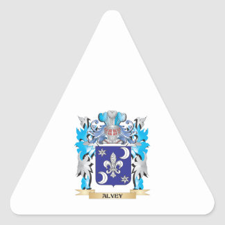 Alvey Coat Of Arms Sticker