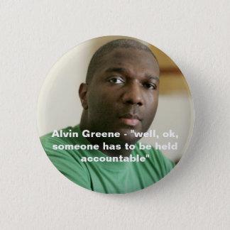 Alvin Greene Button