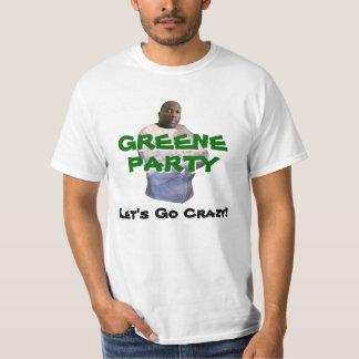 Alvin Greene: Let's Go Crazy! T Shirt