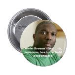 Alvin Greene Pin
