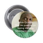 Alvin Greene Pins