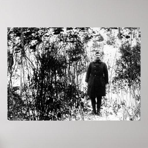 Alvin York Póster