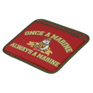 Always A Marine iPad Sleeves