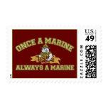 Always A Marine Stamp