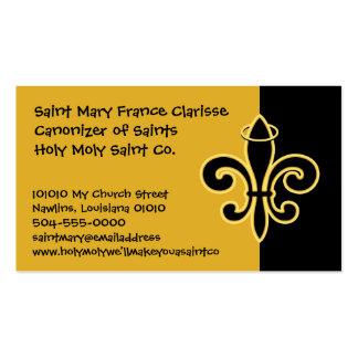 Always a SAINT Business Card