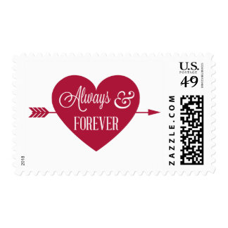 Always and Forever Love Stamp