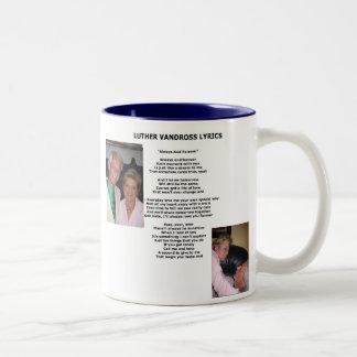 Always and Forever LYRICS_MUG Coffee Mug