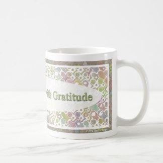 Always begin with Gratitude Mug