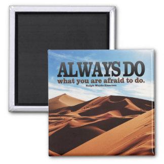 Always Do Motivational Magnet