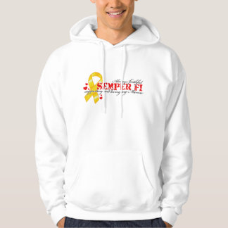 Always Faithful - Semper Fi Hoodie