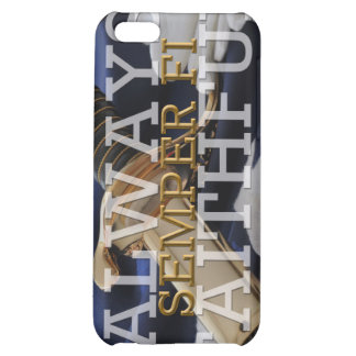 Always Faithful - Semper Fi IPhone Case Cover For iPhone 5C