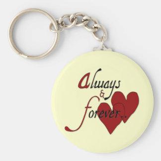 Always & Forever - Keychain