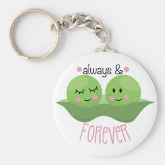 Always & Forever Keychain