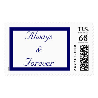 Always & Forever Postage