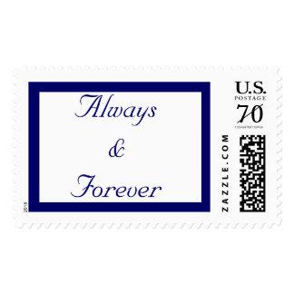 Always & Forever Stamp