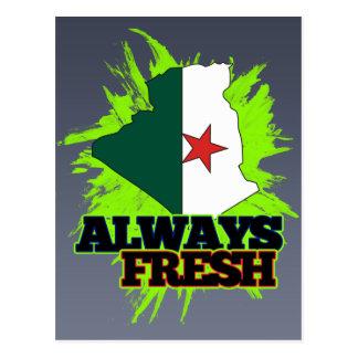 Always Fresh Algeria Postcard