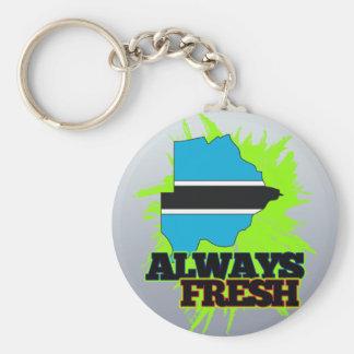 Always Fresh Botswana Keychain