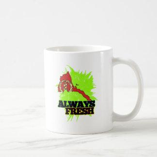 Always Fresh Eritrea Coffee Mug