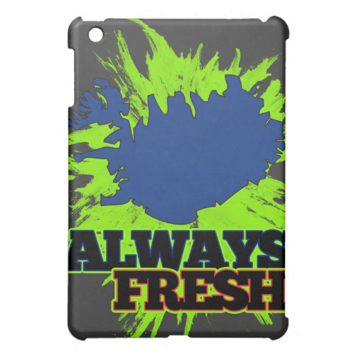 Always Fresh Iceland iPad Mini Case