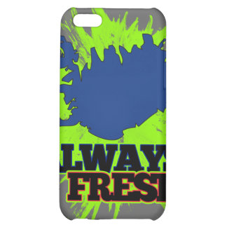 Always Fresh Iceland iPhone 5C Cover