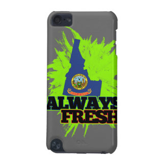 Always Fresh Idaho iPod Touch (5th Generation) Cases