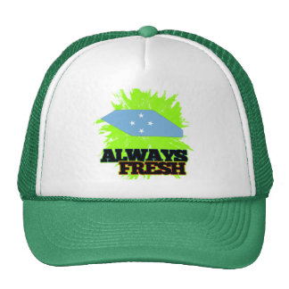 Always Fresh Micronesia Trucker Hat