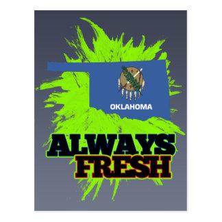Always Fresh Oklahoma Postcard