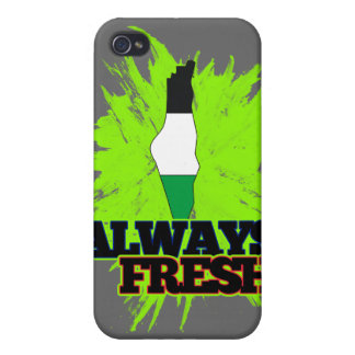 Always Fresh Palestine Cover For iPhone 4